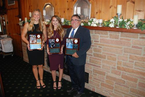 EASD Inducts Three Into its Athletic Hall of Fame