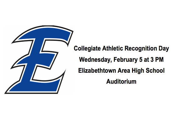 EAHS to hold Collegiate Athlete Recognition Day