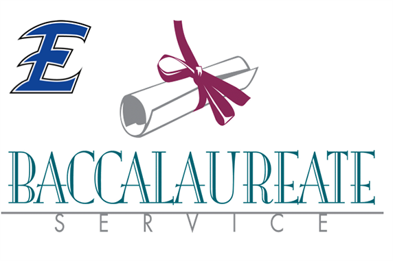 Baccalaureate Service set for June 1