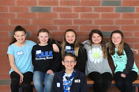 Bear Creek students participate in all-star choral ensemble
