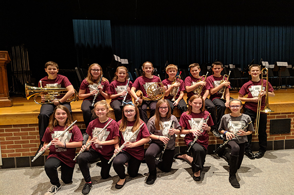 Bear Creek Students To Participate in Music Festival