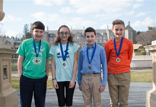 EASD students win state-level Destination Imagination Tournament