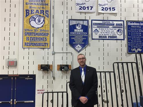 EASD taps Bill Templin as its new athletic director