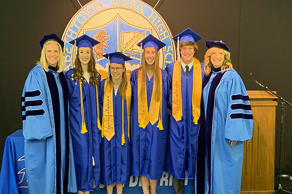 EAHS Holds Commencement Program for the Class of 2020