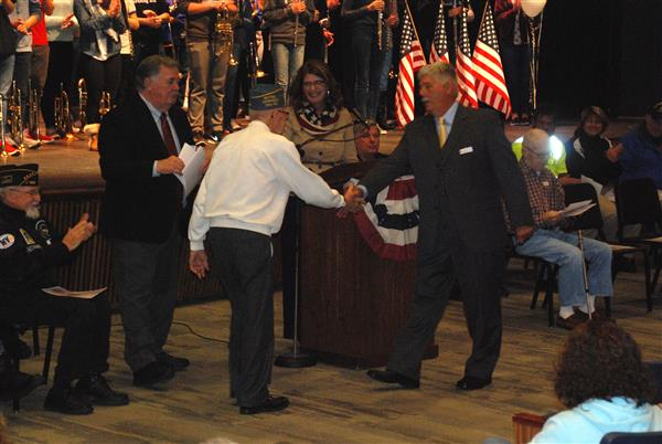 Elizabethtown Area School District Honors Local Veterans
