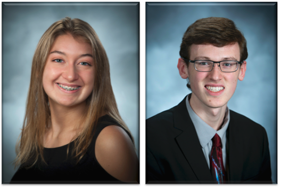 EAHS December students of the month named