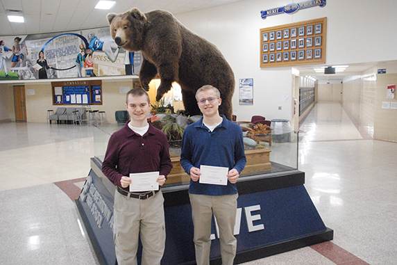 E-town High students named National Merit Scholarship finalist