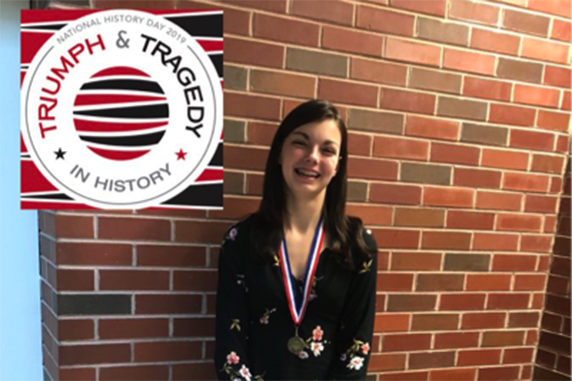 EAHS students claim prizes at National History Day competition