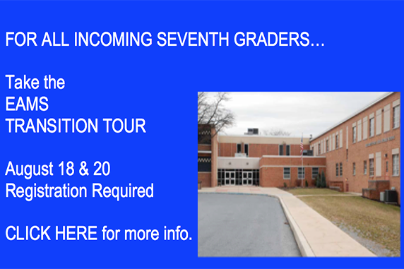 EAMS Transition Tours