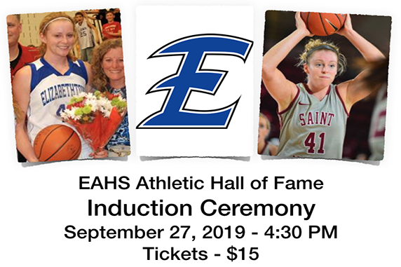 Athletic Hall Of Fame Induction Ceremony Set For September 27