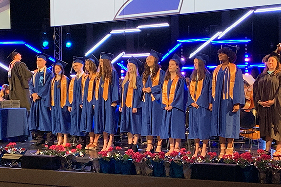 EAHS Holds Commencement Program for the Class of 2019