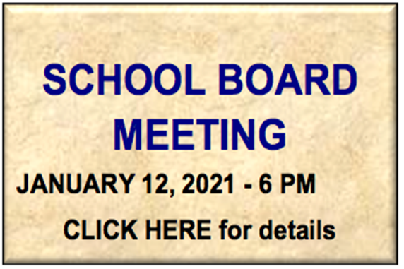 School Board Meeting - January Workshop Session