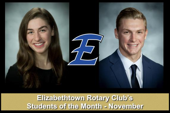 EAHS November students of the month named