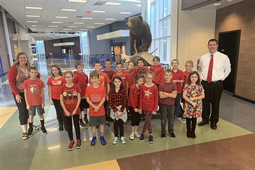 Bear Creek School celebrates Red Ribbon Week