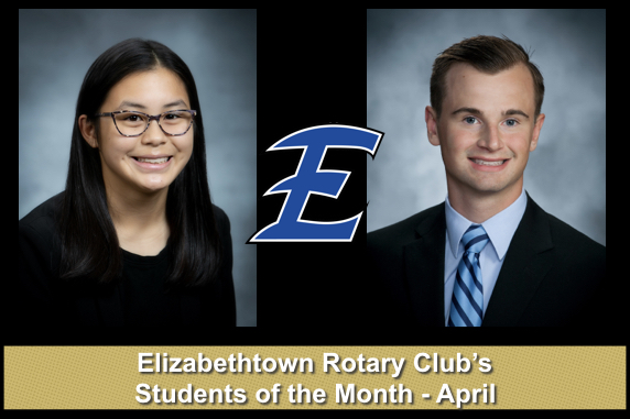 EAHS April students of the month named