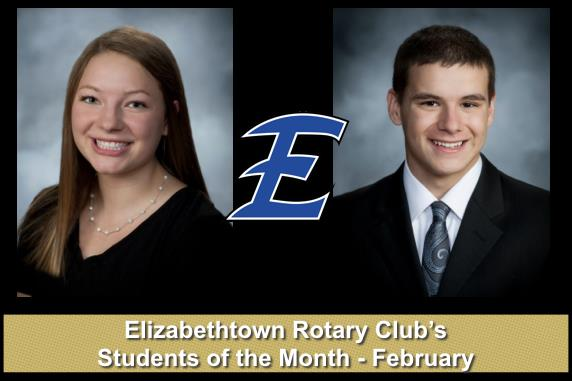 EAHS February students of the month named