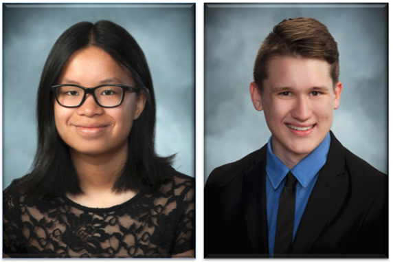 EAHS June students of the month named