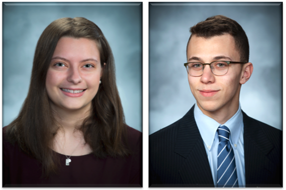 EAHS March students of the month named