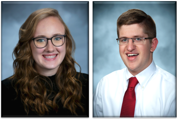 EAHS May students of the month named