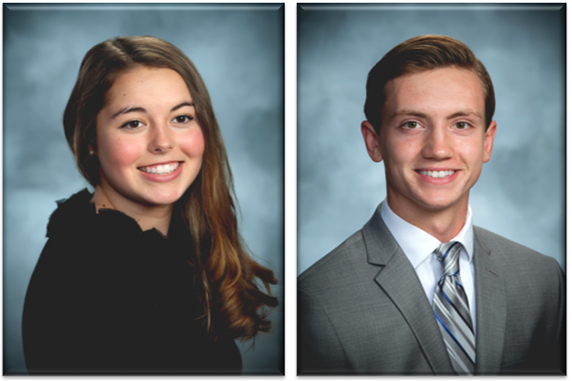 EAHS October students of the month named