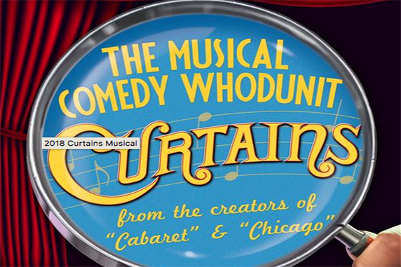 EAHS To Present The Musical Comedy Whodunnit CURTAINS March 8, 9 and 10