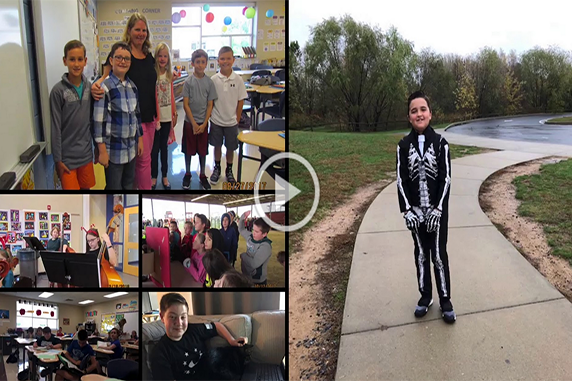 Bear Creek School - Sixth Grade Celebration Video