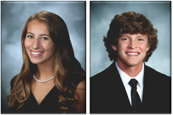 EAHS September students of the month named