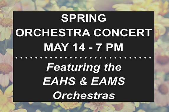 Elizabethtown Area High School and Middle School Orchestras to perform May 14