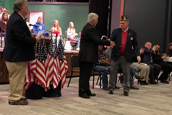 Elizabethtown Area School District Honors 23 Local Veterans