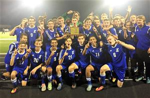 Boys Soccer-Section Champs
