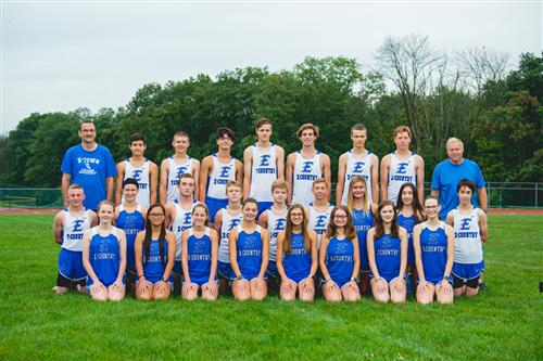 2019 Varsity Cross Country