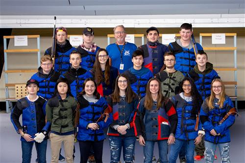 2021 Rifle Team