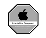 Intro to Mac Computers badge