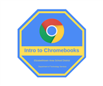 Intro to Chromebooks badge