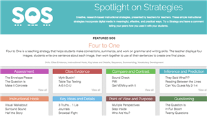 Discovery Education Spotlight on Strategies