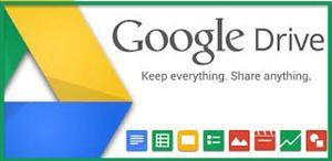 Technology Services Google Drive Docs