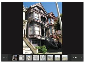 photo gallery screenshot