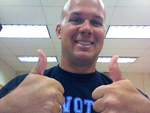 Mr T's picture